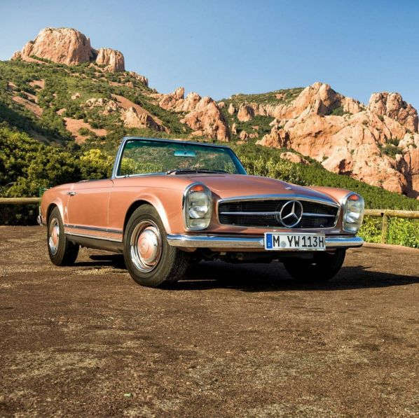 Mercedes Benz 250sl: 1000+ Images About Pagoda On Pinterest