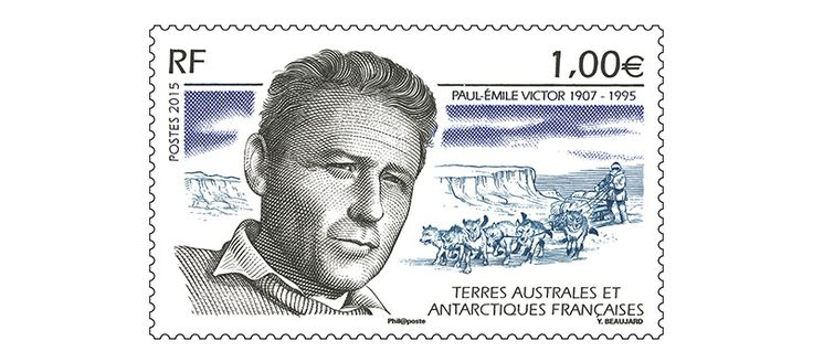 COLLECTORZPEDIA: TAAF Stamps Paul-Emile Victor