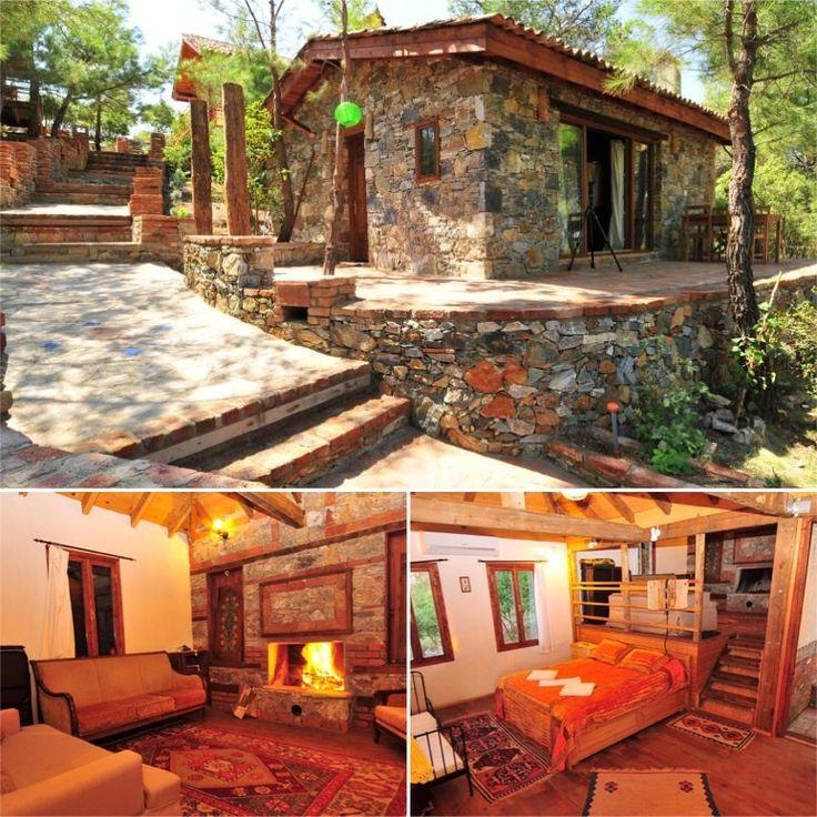 Şimdi tam da Dağ Evi tatili yapılacak zamanlar değil mi?  Önerilerimiz sitede  www.kucukoteller.com.tr/dag-evleri-tag.html