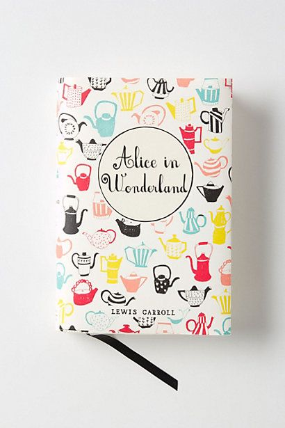 Mr. Boddington's Penguin Classics, Alice in Wonderland #anthropologieeu #pintowin