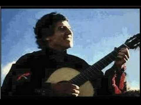 Victor Jara - Aqui te traigo una rosa