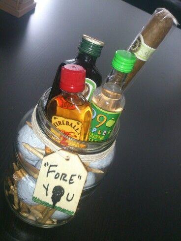 Great golf gift!! My boyfriend is going to enjoy his next round! (-: