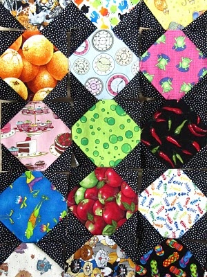 Snowball Quilt Block: Quilts Patterns, Quilts Blocks, Quilt Blocks, Snowball Quilts