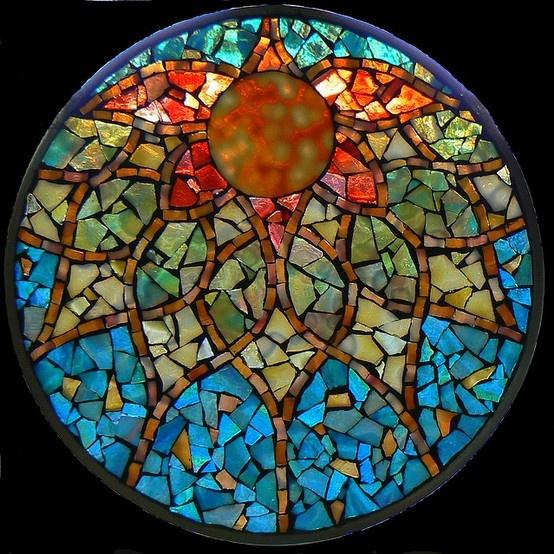 837 Best Images About Modern Mosaics On Pinterest