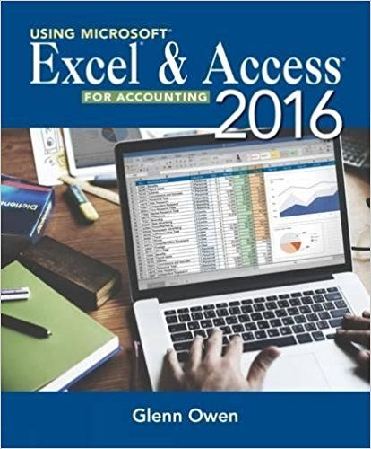 147 best solutions manual download images on pinterest manual using microsoft excel and access 2016 for accounting 5th edition owen solutions manual test banks fandeluxe Images