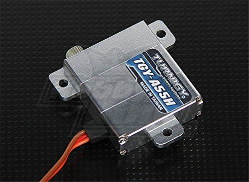 #trendy #Turnigy TGY-A55H designed for F3A low profile performance, better precision movement and low electric impedance. This low profile servo is also a great ...