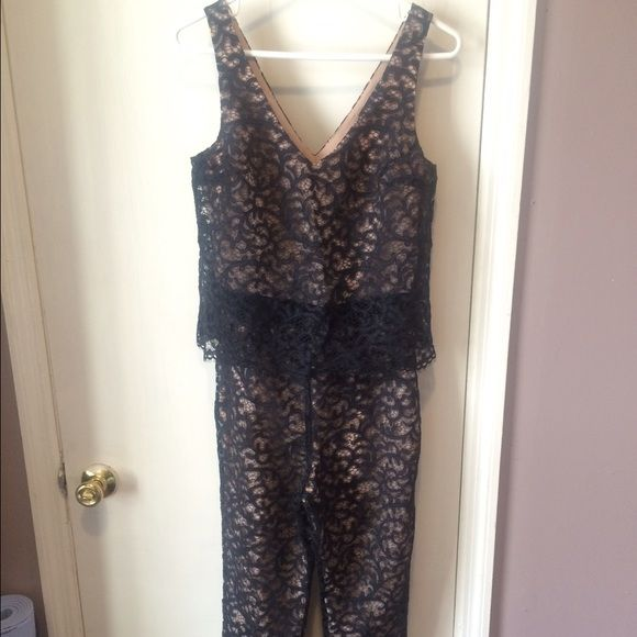 Trina Turk jumpsuit Beautiful Trina Turk jumpsuit. I only wore this one time. Trina Turk Other
