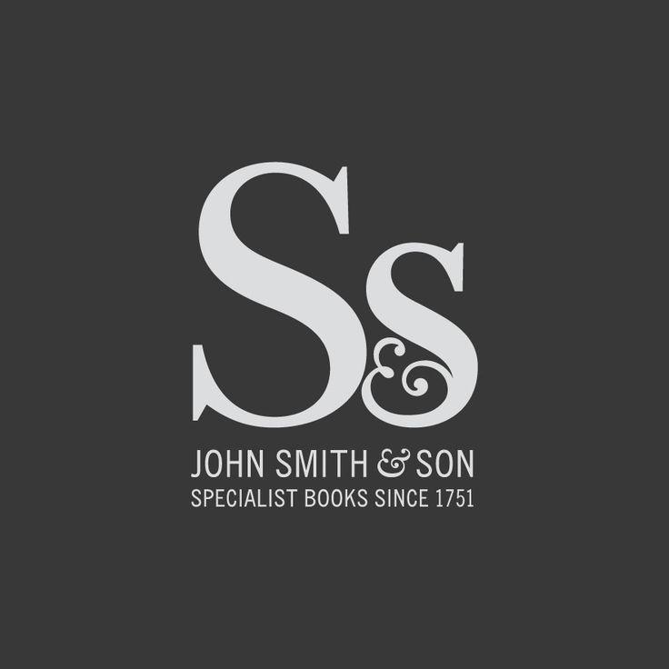 Logo Design. John Smith & Son. Designed by White is Black.