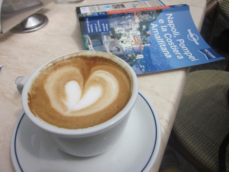 Els meus cafès. Costa amalfitana.