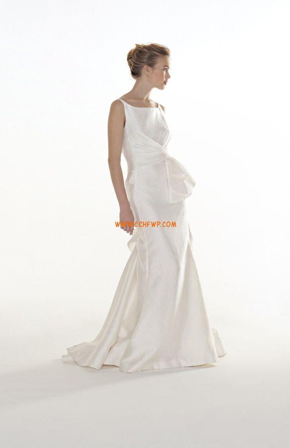 Kyrka Sjöjungfru Sommar Billiga Bröllopsklänningar