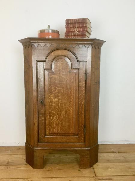 Vintage 'Church' Cupboard - Lovingly Made - Antiques & Vintage Furniture - Sussex