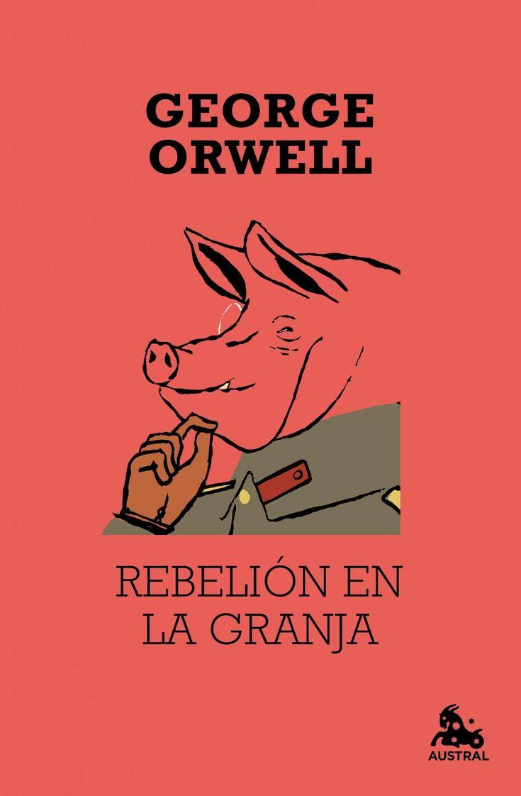 Tan breve como bueno. A través de animales, se cuenta la historia de la revolución soviética y la esencia de toda manipulación. Sobrecoge.