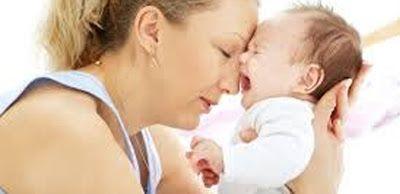 Penanganan Kolik pada bayi atau bayi menagis sangat lama pada waktu sore hari - Media Kesehatan