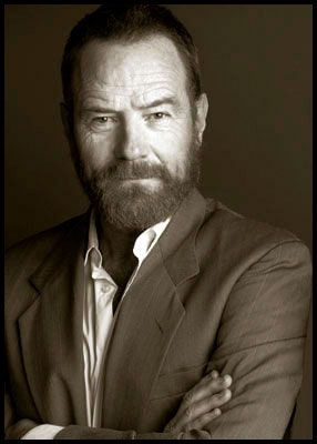 Three Time Emmy Winner Bryan Cranston by Kim Jew.