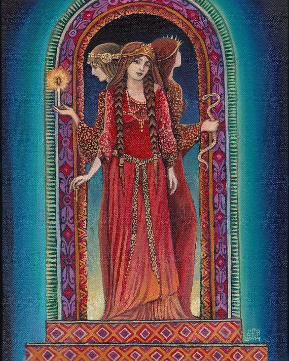 Hecate - Goddess of the Crossroads