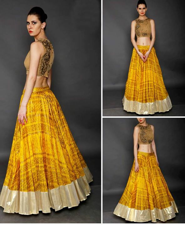 #Gorgeous #Lehenga / #Ghagra Ensemble