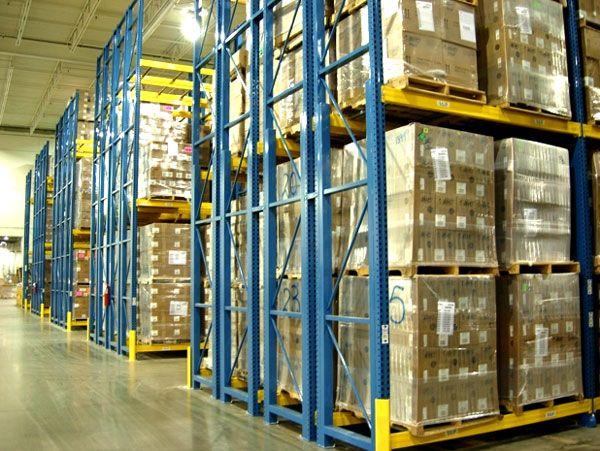 #Industrial_Shelving, Shelves or racks are used in every sector as the most essential equipment.Industrial Shelving is one such kind of shelve types that is widely used for storing industrial materials & machines,conveniently.