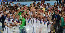 Manuel Neuer, bester Torwart bei der WM 2014 – Wikipedia