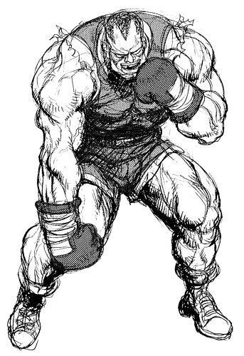 Balrog sketch