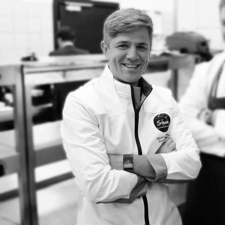 Sebastian Krauzowicz on cooking, restaurants and his culinary trips around the world