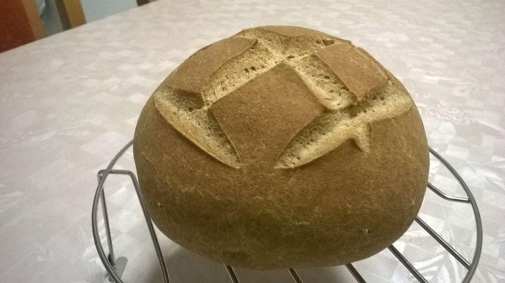 Szénhidrátmentes kenyér | Klikk a képre a receptért!