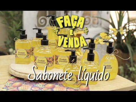 Faça e venda: Peter Paiva ensina como fazer sabonete líquido