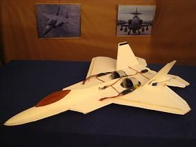 how to build an fpg-9 model airplane