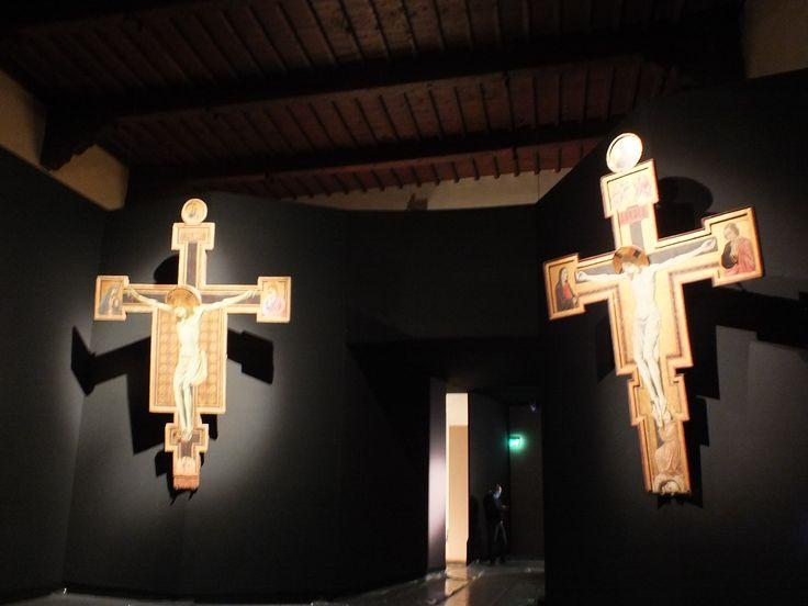 """Perugia, Galleria Nazionale dell'Umbria, Sala Podiani: mostra """"Francesco e la croce dipinta"""""""