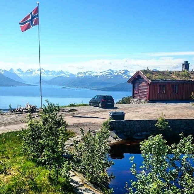 Varden, Molde, Norway, July 2015