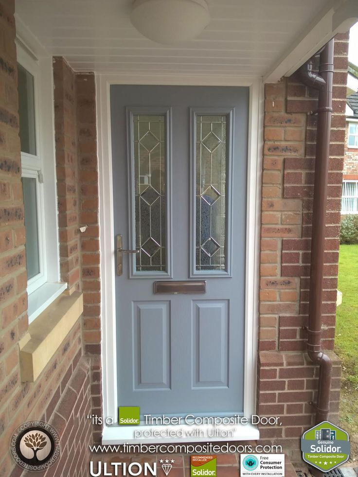 208 Best Solidor French Grey Timber Composite Doors