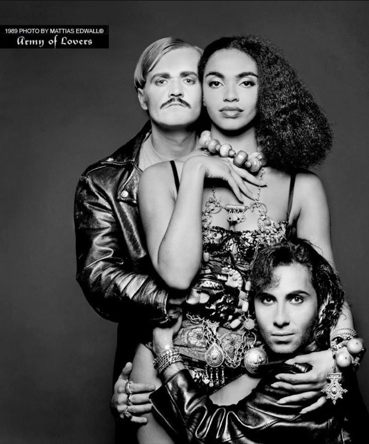 Army Of Lovers Swedish Electro-pop group