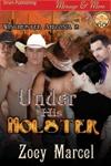 Under His Holster (Winchester, Arizona 2) - MFMMMM Menage/Cowboys/Werewolves