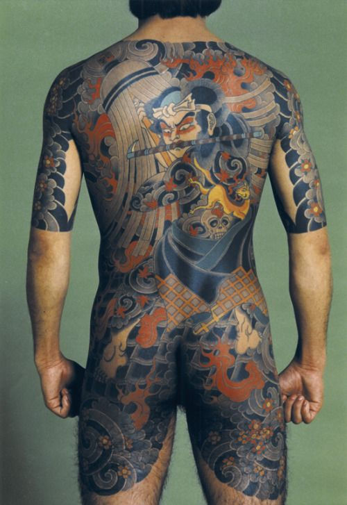 963 best images about japanese full body tattoo on for Japanese body tattoo