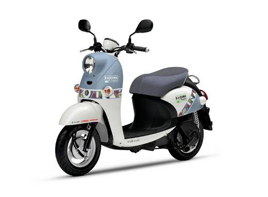 Honda Motor, Yamaha Motor y la Ciudad de Saitama evalúan motos eléctricas para mejorar el transporte | Tuningmex.com