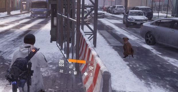 The Division is having a free weekend