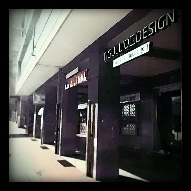 Tigulio Design Genova New Showroom My third showroom project for this company