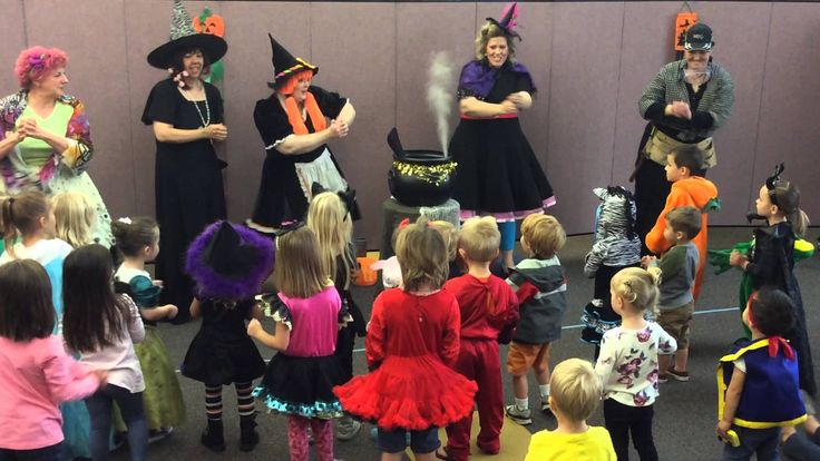 Halloween Fun at the Lehi Library