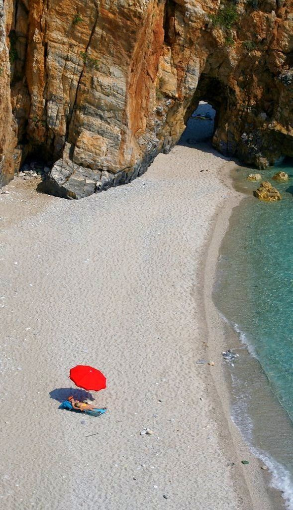 Mylopotamos beach, Pelion,  Thessaly, Greece | by andy wagg