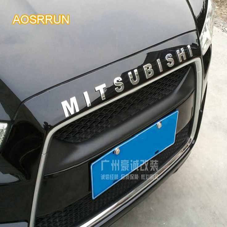 Check Price AOSRRUN 2010 2011 2012 2013 For Mitsubishi outlander pajero Engine Hoods 3D stick car accessories for For Mitsubishi ASX #AOSRRUN #2010 #2011 #2012 #2013 #Mitsubishi #outlander #pajero #Engine #Hoods #stick #accessories
