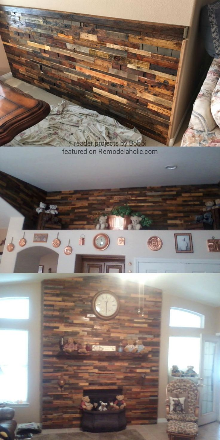 diy-pallet-projects-by-bobbi-pallet-chair-rail-wainscoting ...