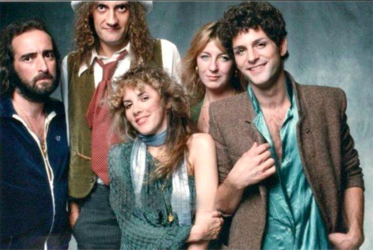 Fleetwood Mac Tusk Photoshoot