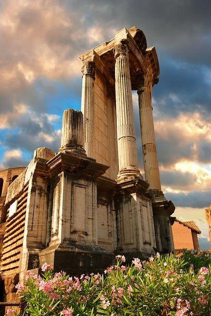 Temple of Vesta, The Forum, Rome