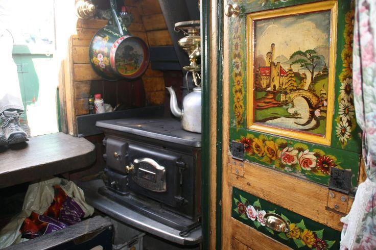 Image result for narrowboat interior decoration