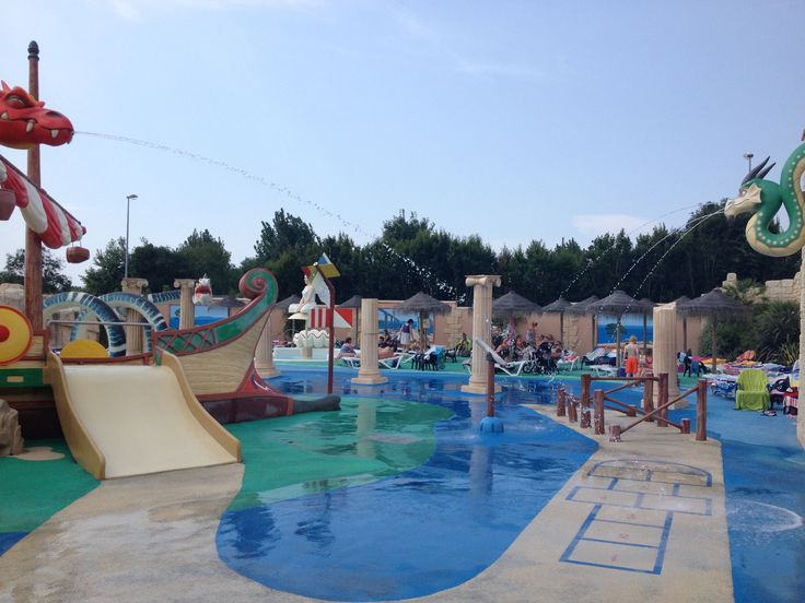 Le Clarys Plage Is A Superb Fun Filled Family Friendly Campsite Located In  The Vendee Region Of France Which Offers An Array Of Activities And  Facilities