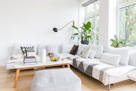 West Coast Casual Meets Southwest Minimalism in Brooklyn | Apartment Therapy