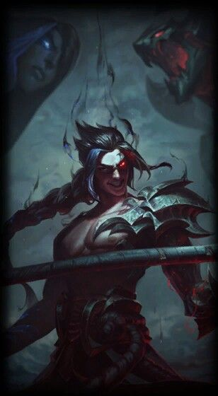 Kayn, the Shadow Reaper - League of Legends