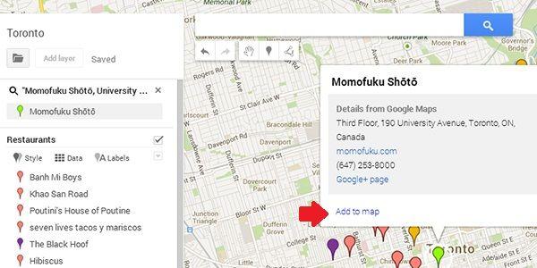 Plan a custom Itinerary using Custom Google Maps! Genius!!