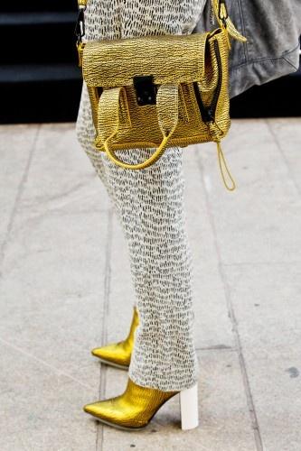 gold via Phillip Lim