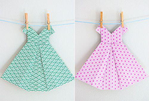 beautiful origamis