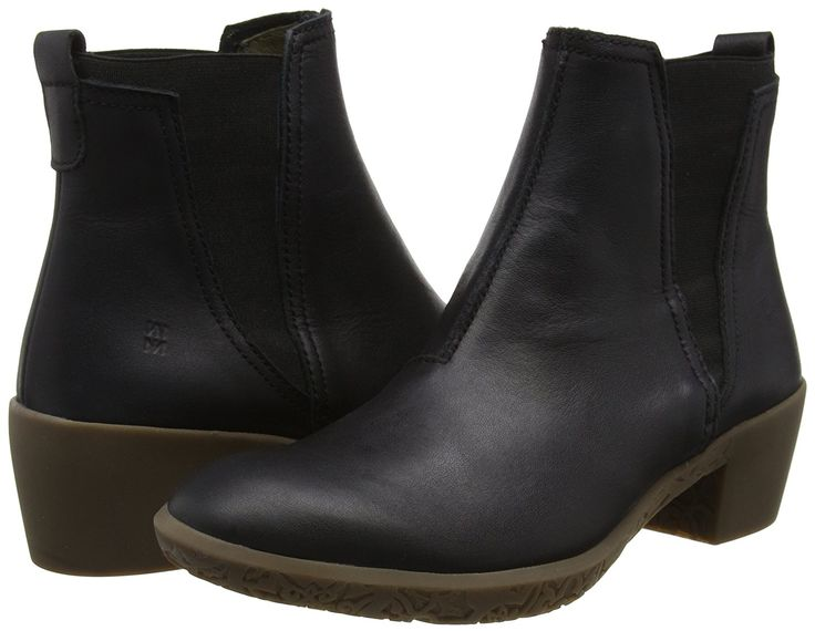 El Naturalista Damen NG13 Ibon Alhambra Chelsea Boots, Schwarz (Black N01), 42 EU: Amazon.de: Schuhe & Handtaschen